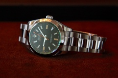 Rolex Milgauss GV 116400V © 2017 Adam Brown