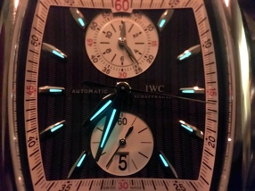 IWC DaVinci Chrono © 2017 Adam Brown