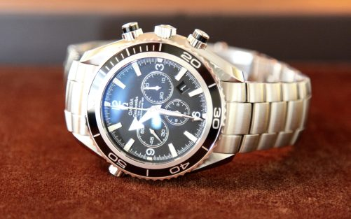 Omega Seamaster Planet Ocean Chrono © 2017 Adam Brown