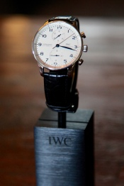 IWC Portuguese Chrono © 2017 Adam Brown