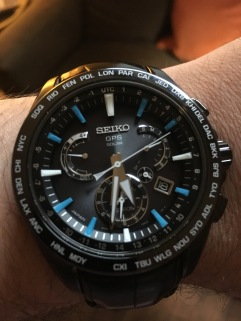 Seiko Astron GPS Solar Dual Time © 2017 Adam Brown