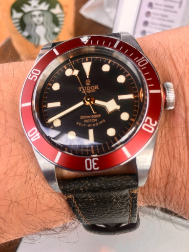 Tudor Heritage Black Bay 79220R © 2017 Adam Brown