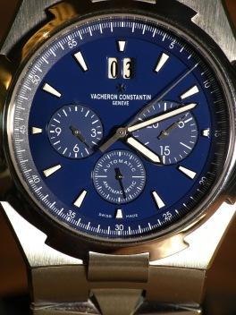 Vacheron Constantin Overseas Chronograph © 2017 Adam Brown
