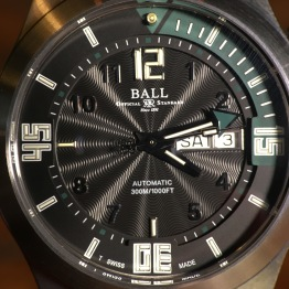 Ball Engineer Master Diver II © 2017 Adam Brown