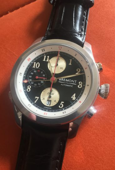 Bremont DH-88 Comet © 2017 Adam Brown