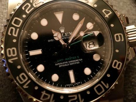 Rolex GMT IIc 116710N © 2017 Adam Brown