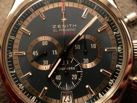 Zenith El Primero Striking 10th 03.2042.4052 © 2017 Adam Brown