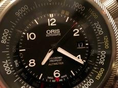 Oris Big Crown ProPilot Altimeter © 2017 Adam Brown