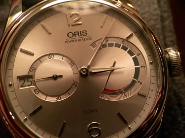 Oris Artelier Calibre 111 © 2017 Adam Brown