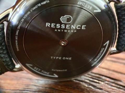 Ressence Type 1 © 2017 Adam Brown