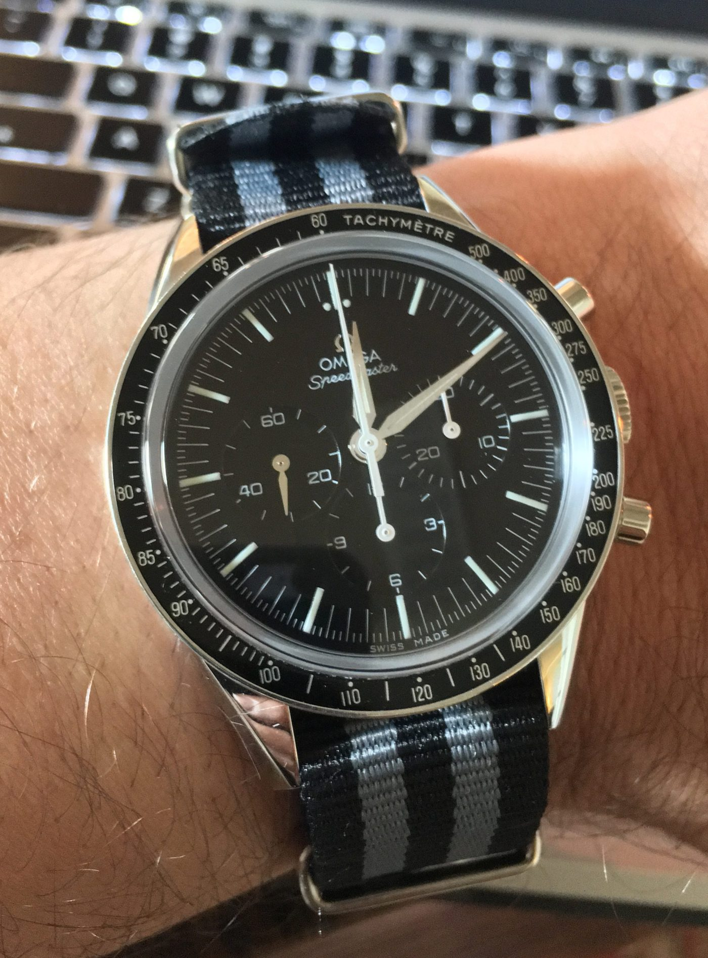 Gallery Omega Speedmaster First Omega In Space Fois 311324030