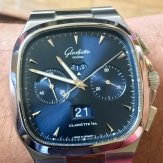 Glashutte Original Vintage Seventies Chrono Panorama Date 1-37-02-03-02-70 © 2017 Adam Brown