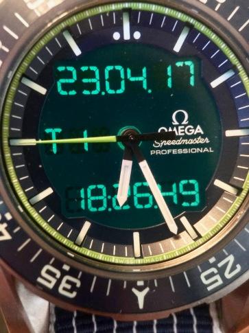 Omega X-33 Skywalker (Gen3) Solar Impulse Limited Edition 318.92.45.79.03.001 © 2017 Adam Brown