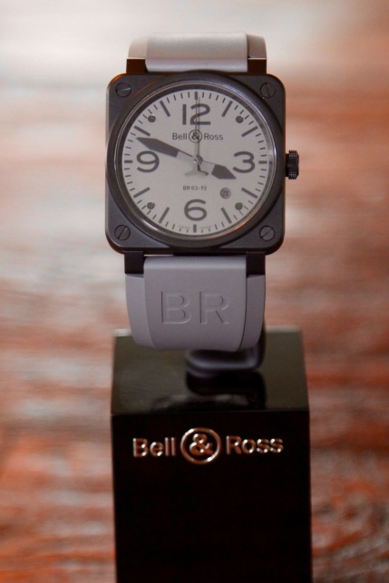 Bell & Ross 03-92 Commando © 2017 Adam Brown