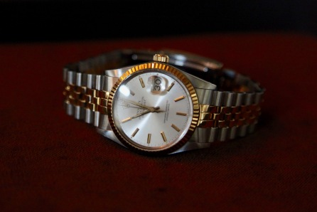 Rolex Datejust 16233 © 2017 Adam Brown