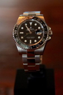 Rolex GMT IIc 116710N © 2017 Adam Brown