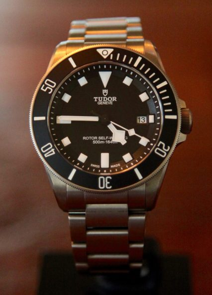 Tudor Pelagos © 2017 Adam Brown
