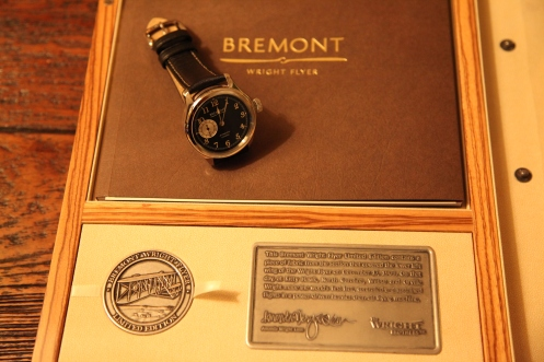 Bremont Wright Flyer © 2017 Adam Brown