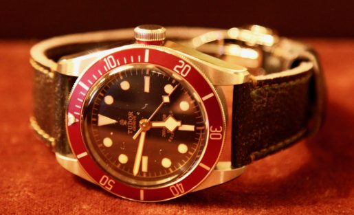 Tudor Heritage Black Bay - Red 79220R © 2017 Adam Brown