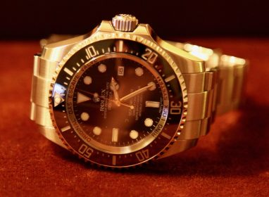 Rolex Sea-Dweller Deep Sea 116660 © 2017 Adam Brown