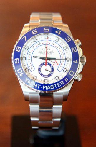Rolex Yacht-Master II 116680 © 2017 Adam Brown