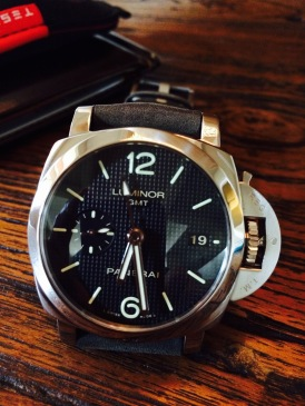 Panerai Luminor 1950 PAM 535 © 2017 Adam Brown