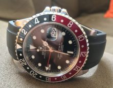 Rolex GMT II (16710) © 2017 Adam Brown