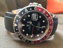 Rolex GMT II (16710) © 2017 Adam Brown